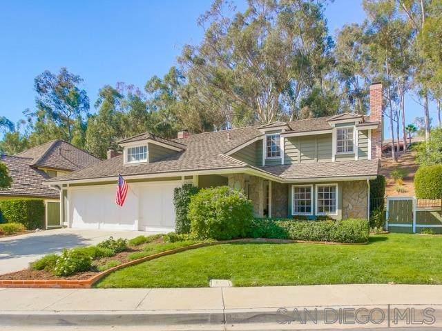 10384 Barrywood Way, San Diego, CA 92131 (#200050005) :: Team Forss Realty Group
