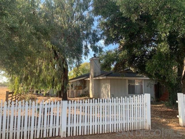 124 N 3rd Street, El Cajon, CA 92019 (#200052341) :: San Diego Area Homes for Sale