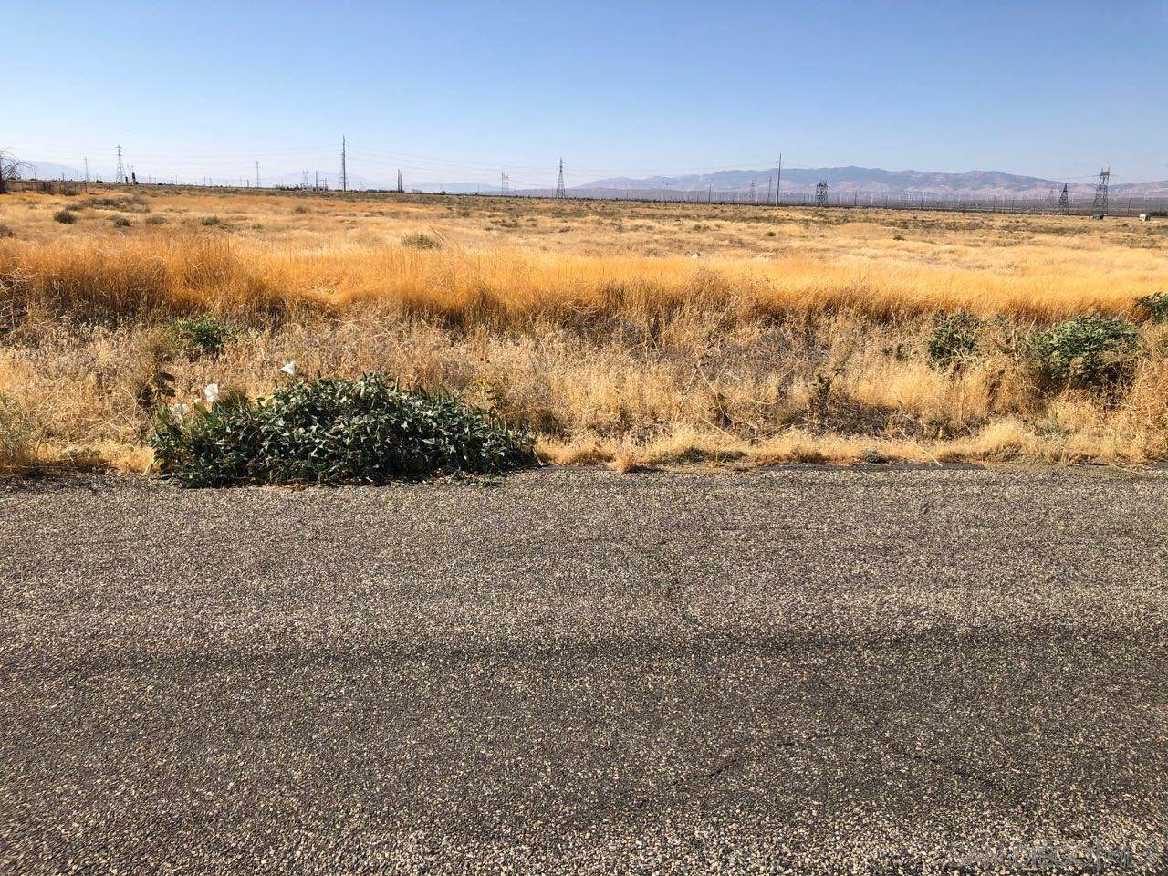 0 Approx 1Mile South Of Rosamond X 101St Street West - Photo 1