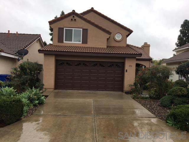 2016 Crosscreek Rd, Chula Vista, CA 91913 (#210002115) :: Team Forss Realty Group