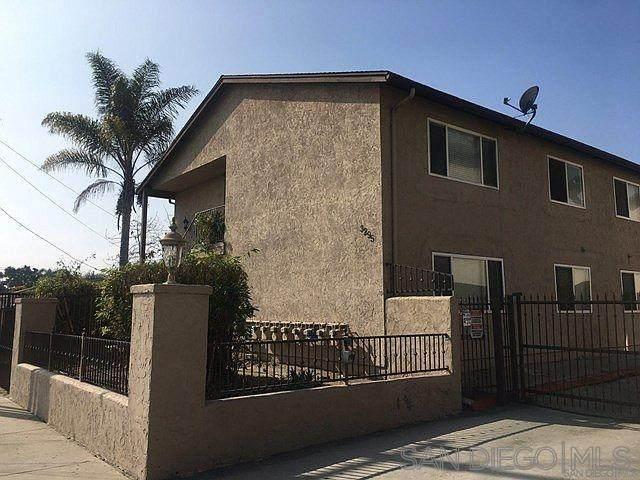 3285 Ocean View #15, San Diego, CA 92113 (#210003782) :: Neuman & Neuman Real Estate Inc.