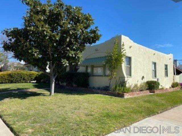 3605 33rd, San Diego, CA 92104 (#210005414) :: SD Luxe Group