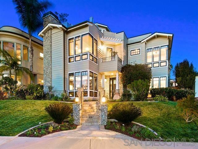 5531 Taft Ave, La Jolla, CA 92037 (#210005794) :: Carrie Filla & Associates