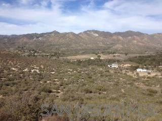 Montezuma Valley #00, Ranchita, CA 92066 (#210005979) :: Team Forss Realty Group