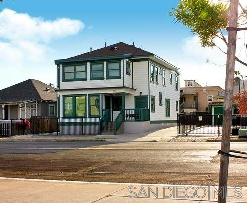 358 22nd Street, San Diego, CA 92102 (#210006074) :: Wannebo Real Estate Group