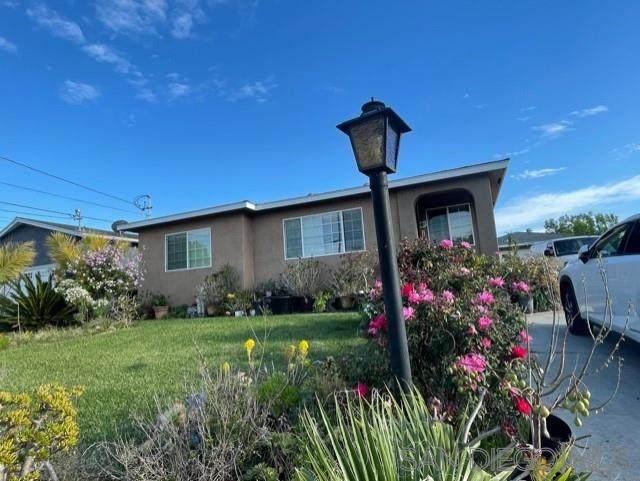 6849 Rosefield Drive, La Mesa, CA 91942 (#210008880) :: Neuman & Neuman Real Estate Inc.