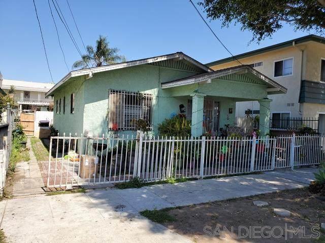 811 E 9th, Long Beach, CA 90813 (#210008964) :: The Mac Group