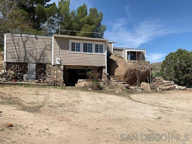 44425 Old Hwy 80, Jacumba, CA 91934 (#210010778) :: Wannebo Real Estate Group