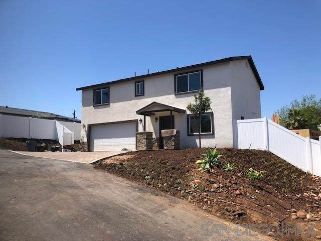 7040 Bryson Lane, Lemon Grov, CA 91945 (#210011874) :: Keller Williams - Triolo Realty Group