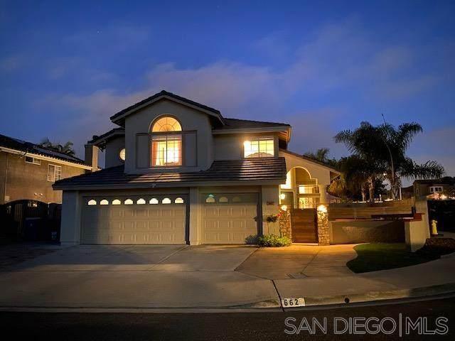 662 Crescent Dr, Chula Vista, CA 91911 (#210012037) :: Neuman & Neuman Real Estate Inc.