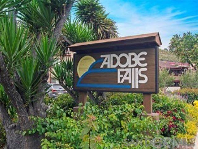 5553 Adobe Falls Rd #6, San Diego, CA 92120 (#210012160) :: Neuman & Neuman Real Estate Inc.