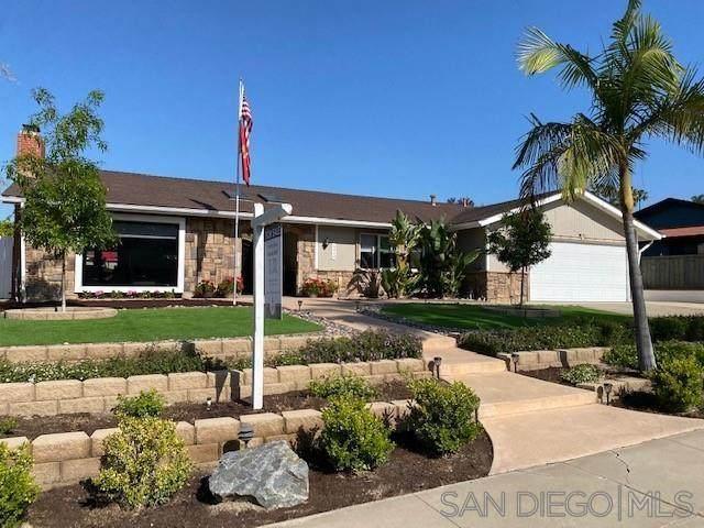 6474 Golfcrest Dr, San Diego, CA 92119 (#210012162) :: Wannebo Real Estate Group