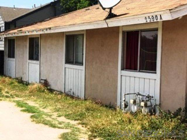 2390 Bancroft Dr, Spring Valley, CA 91977 (#210013125) :: The Mac Group