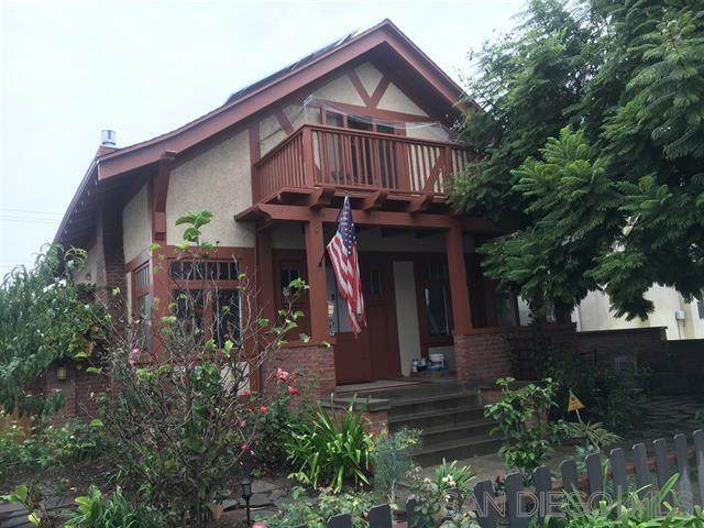 3830 1st Ave., San Diego, CA 92103 (#210013225) :: Dannecker & Associates
