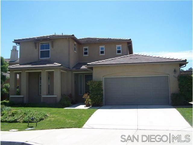 1263 Hagen Oakes Court, Escondido, CA 92026 (#210014272) :: Neuman & Neuman Real Estate Inc.