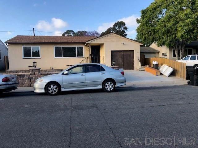 3023 55th Street, San Diego, CA 92105 (#210014636) :: Neuman & Neuman Real Estate Inc.