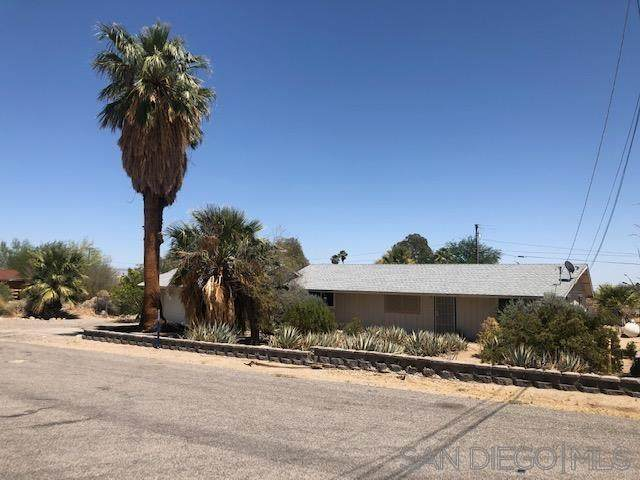 1845 Falchion St., Borrego Springs, CA 92004 (#210015941) :: The Marelly Group | Sentry Residential