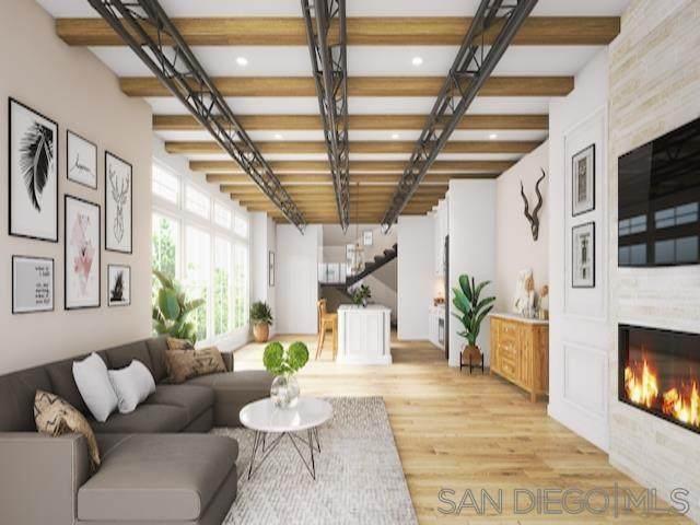 3424 Jennings Street, San Diego, CA 92106 (#210016400) :: Neuman & Neuman Real Estate Inc.