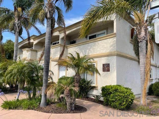 1085 12th Street Unit B, Imperial Beach, CA 91932 (#210016719) :: The Stein Group