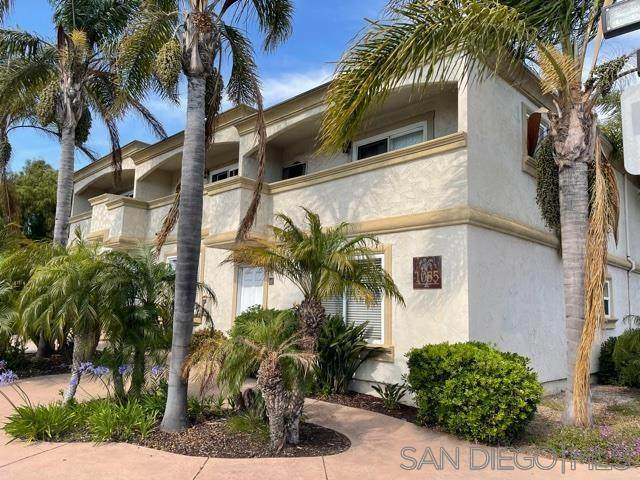 1085 12th Street Unit B, Imperial Beach, CA 91932 (#210016719) :: SunLux Real Estate