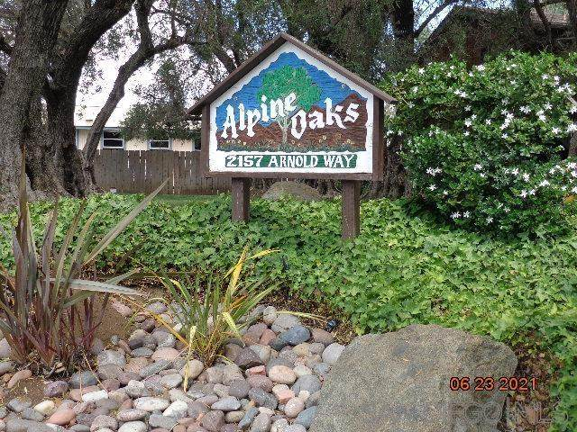 2157 Arnold Way #721, Alpine, CA 91901 (#210017489) :: SD Luxe Group