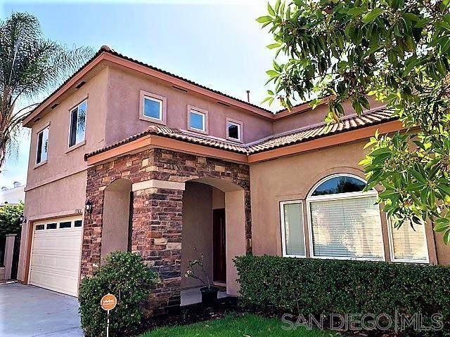 1780 Dancer Place, Escondido, CA 92026 (#210020863) :: Neuman & Neuman Real Estate Inc.