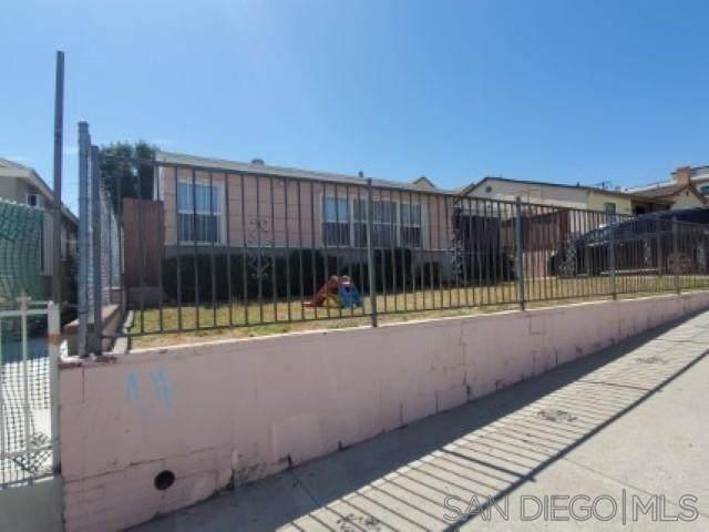 4222-24 Winona Ave, San Diego, CA 92115 (#210021040) :: Neuman & Neuman Real Estate Inc.