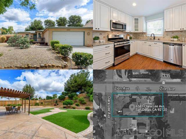 6581 Clara Lee Ave, San Diego, CA 92120 (#210025177) :: Neuman & Neuman Real Estate Inc.