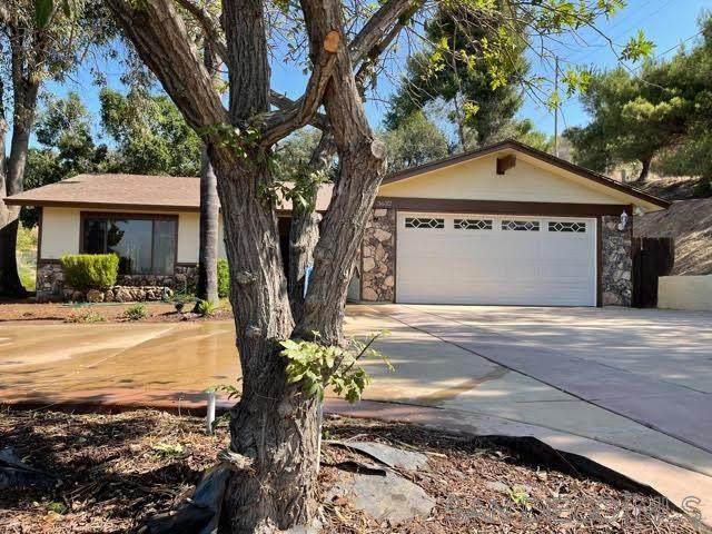 3632 Laurashawn Ln, Escondido, CA 92026 (#210025743) :: Carrie Filla & Associates