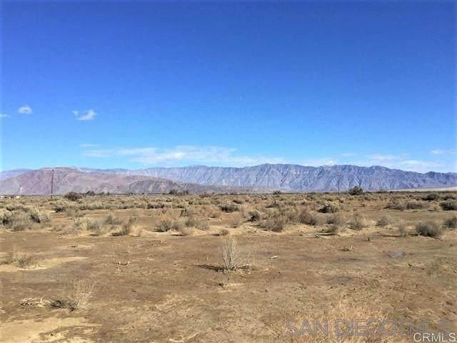 Pecos Drive #274, Borrego Springs, CA 92004 (#210026363) :: Keller Williams - Triolo Realty Group
