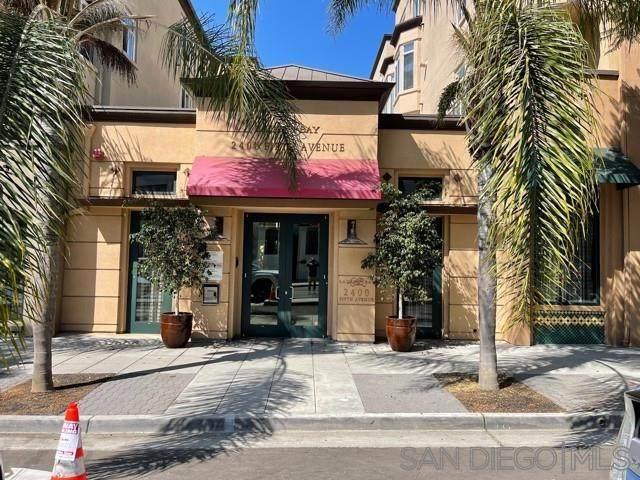 2400 5Th Ave #237, San Diego, CA 92101 (#210026672) :: American Dreams Real Estate