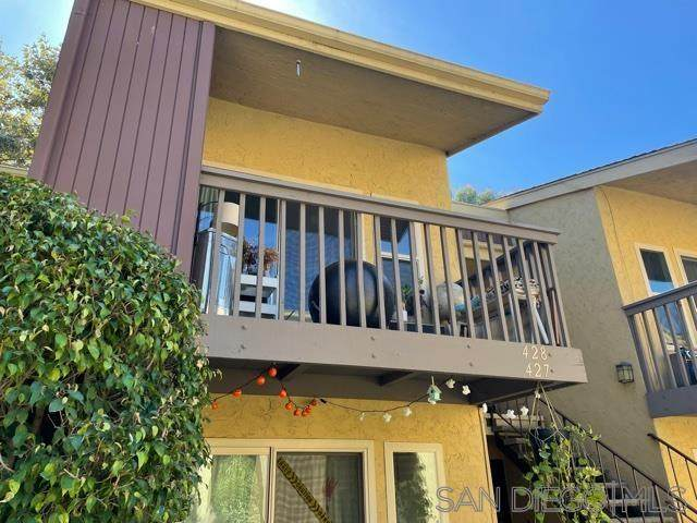 6070 Rancho Mission Rd #428, San Diego, CA 92108 (#210029550) :: PURE Real Estate Group