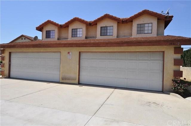 1451 S Reservoir Street #2, Pomona, CA 91766 (#300636258) :: Heller The Home Seller