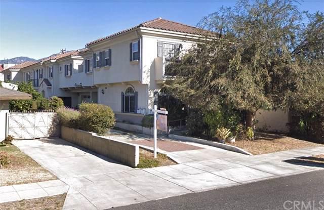 45 Genoa Street A, Arcadia, CA 91006 (#300645426) :: Coldwell Banker Residential Brokerage