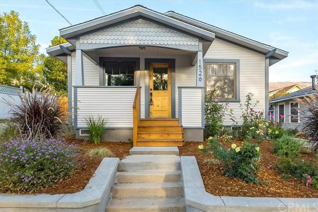 1526 Garden Street, San Luis Obispo, CA 93401 (#300656207) :: Steele Canyon Realty