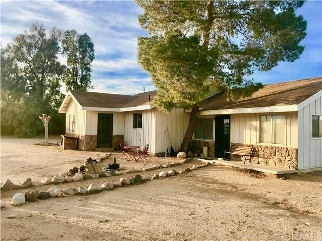 59322 Sunny Sands Drive, Yucca Valley, CA 92284 (#300656222) :: Steele Canyon Realty