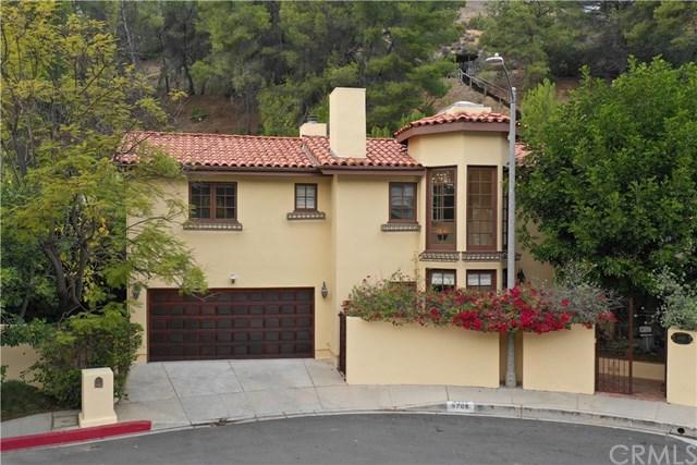 9705 Blantyre Drive, Beverly Hills, CA 90210 (#300659696) :: Coldwell Banker Residential Brokerage