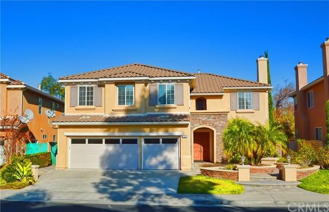 1383 Bellavista Drive, Walnut, CA 91789 (#300675440) :: Heller The Home Seller