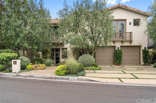 278 Morning Canyon Road, Corona Del Mar, CA 92625 (#300675575) :: Heller The Home Seller