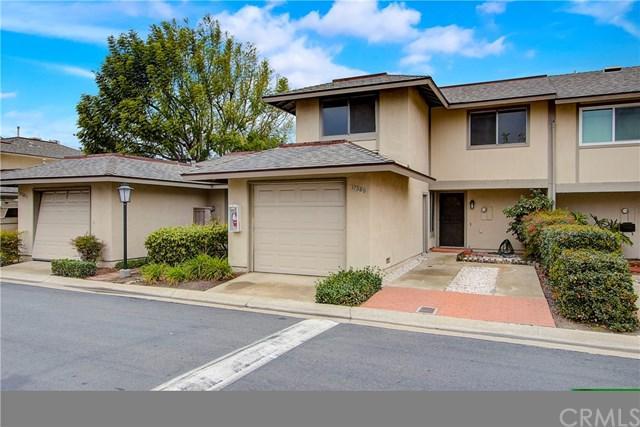 17385 Via Lindo #9, North Tustin, CA 92780 (#300675691) :: eXp Realty of California Inc.