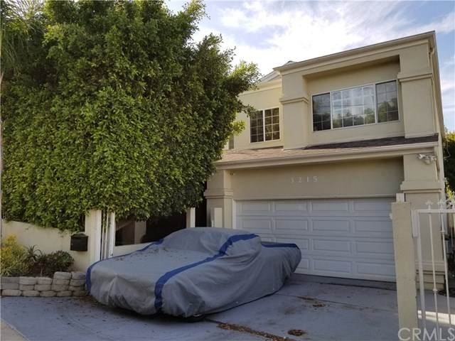 3215 Cheviot Vista Place, Los Angeles, CA 90034 (#300676333) :: Compass