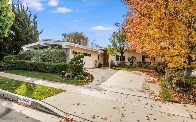 28503 Rothrock Drive, Rancho Palos Verdes, CA 90275 (#300676669) :: Whissel Realty