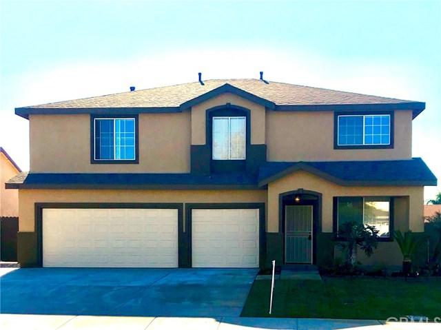 43795 Tiber Street, Hemet, CA 92544 (#300683378) :: Coldwell Banker Residential Brokerage
