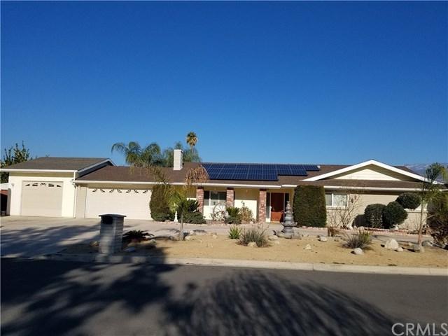 43190 San Miguel Way, Hemet, CA 92544 (#300683858) :: Coldwell Banker Residential Brokerage