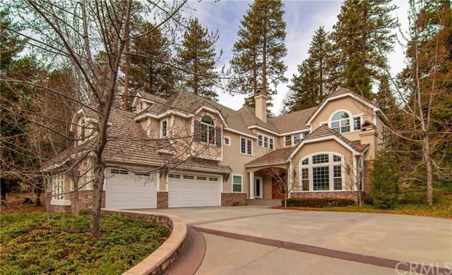 27508 Meadow Bay Drive, Lake Arrowhead, CA 92352 (#300684857) :: Coldwell Banker Residential Brokerage