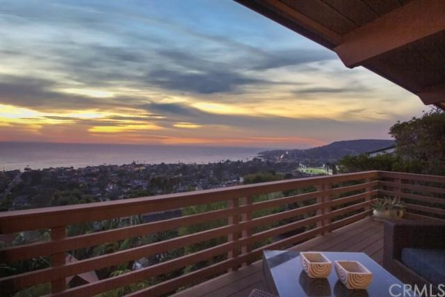 1061 Canyon View Drive, Laguna Beach, CA 92651 (#300733431) :: Coldwell Banker Residential Brokerage