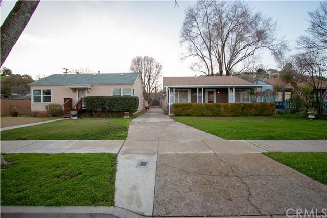 621 Vine Street, Paso Robles, CA 93446 (#300734070) :: Coldwell Banker Residential Brokerage