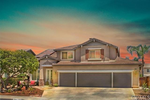 28628 Amborella Way, Menifee, CA 92584 (#300734491) :: Coldwell Banker Residential Brokerage