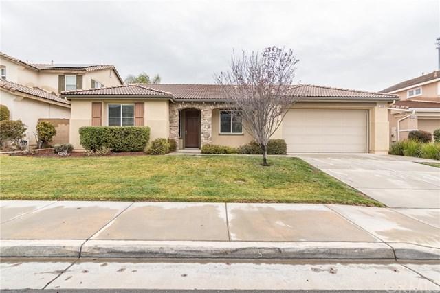 31760 Brentworth Street, Menifee, CA 92584 (#300734534) :: Coldwell Banker Residential Brokerage