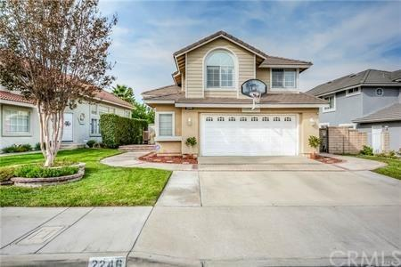 2246 Hedgerow Lane, Chino Hills, CA 91709 (#300734612) :: Coldwell Banker Residential Brokerage